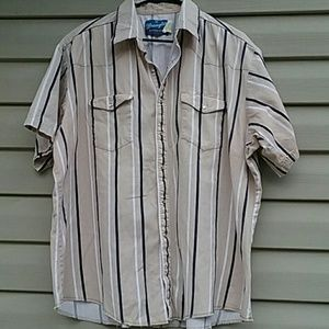 Wrangler Other - Wrangler button down shirt