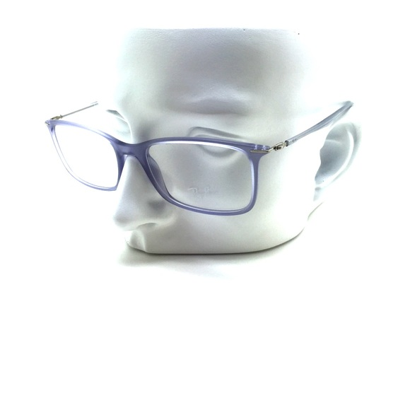 81388ee6a53 ... order ray ban rb 7031 lightray violet 53mm eyeglasses 7ad69 4fd67