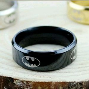 Other - Mens Batman ring 12