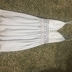 Tobi dress size small lavender