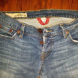Lucky Brand Denim - Lucky Brand Size 12/31 Lil Merry Bootcut Jeans