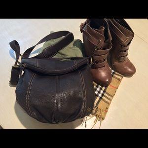 The Sak Handbags - The SAK Deena Brown Crossbody
