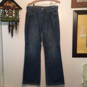 Lucky Brand Other - Lucky Brand Men's Jeans 32 Button Fly Americana