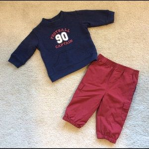 Specialty Baby Other - Baby boy outfit.