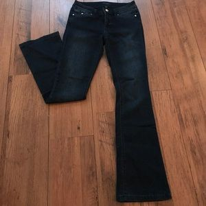 White House Black Market Denim - White House Black Market Skinny Flare Jeans- Sz 2S