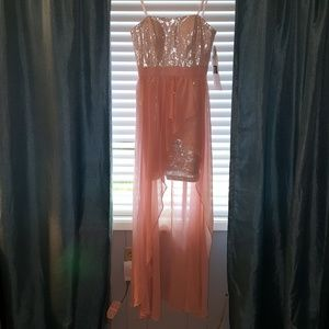 Sax Fifth Avenue formal prom gown