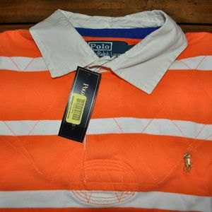 Polo by Ralph Lauren Other - Polo Ralph Lauren SS rugby classic fit orange