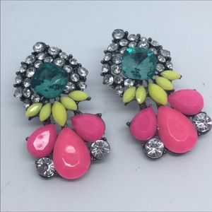 Jewelry - Tropical sparkler earrings