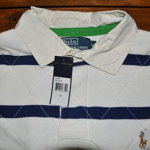 Polo by Ralph Lauren Other - Polo Ralph Lauren rugby SS white