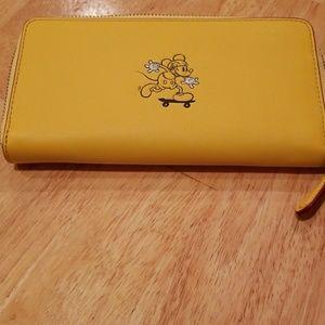 Coach Handbags - Coach large wallet