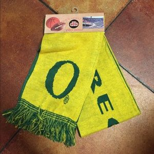 NWT✅University of Oregon School Spirit Scarf