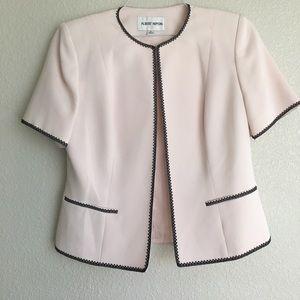 Albert Nipon Jackets & Blazers - Adorable Albert Nippon Blazer suit
