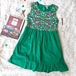Cherokee Other - Girls Embroidered Summer Dress
