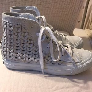 Converse Shoes - Converse Suede sneakers size 6 women's