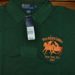 Polo by Ralph Lauren Other - Polo Ralph Lauren classic fit SS mesh, dual pony