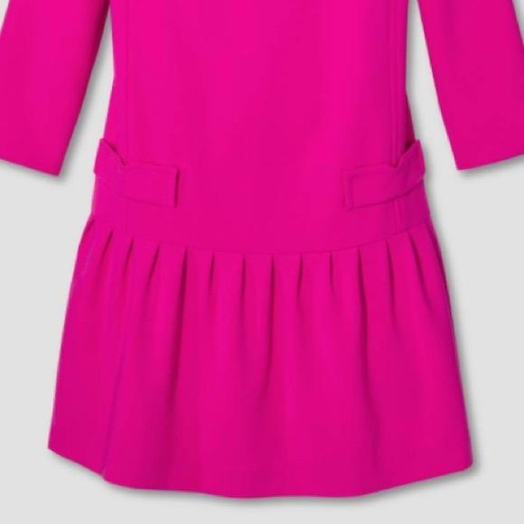 Victoria Beckham Dresses - Victoria Beckham for Target Fuchsia Jacquard Dress
