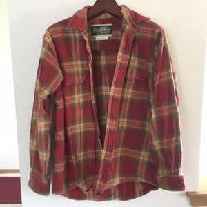 Oversized Vintage Flannel