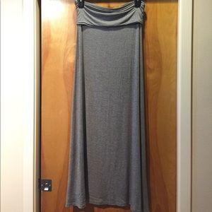 Stem Maxi skirt - size Large