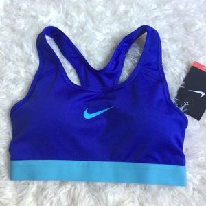 Nike Other - NWT [Nike] Dri-FIT Classic Padded Sports Bra - XS