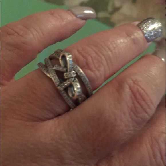 2094fb3e5 123 Authentic Pandora Delicate Sentiments Ring . ...
