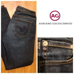 AG Adriano Goldschmied Denim - AG Adriano Goldschmied Ballad Slim Boot Jeans