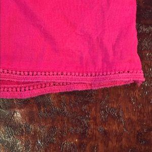 Zara Tops - Zara TRF Crochet Neck Smock Top