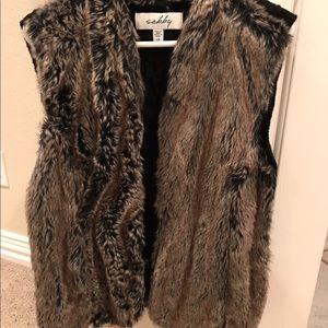 Sebby Other - Fur Vest