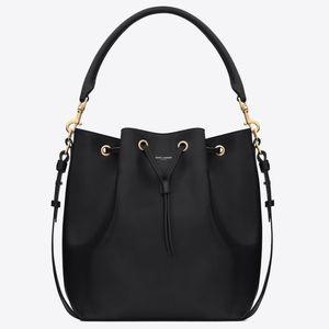 Yves Saint Laurent Bags - Signature Saint Laurent Bucket Bag