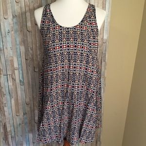 H&M geometric size 8 dress