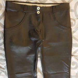 Freddy Pants - Freddy faux leather skinny pants