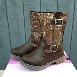 Jumping Jacks Other - Jumping Jacks Glitter Water Resistant Boots