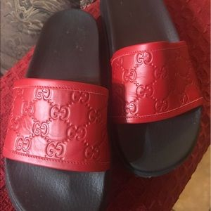 Gucci Other - Authentic Gucci mens slide sandals