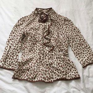 Anthropologie Tops - antro blouses