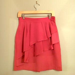 H&M layered skirt