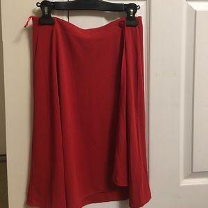 Iceberg Dresses & Skirts - Iceberg Red skirt size 42 Made in Italy!!!