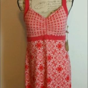 Dakini Summer Dress With Built In Padded Bra From Judy S