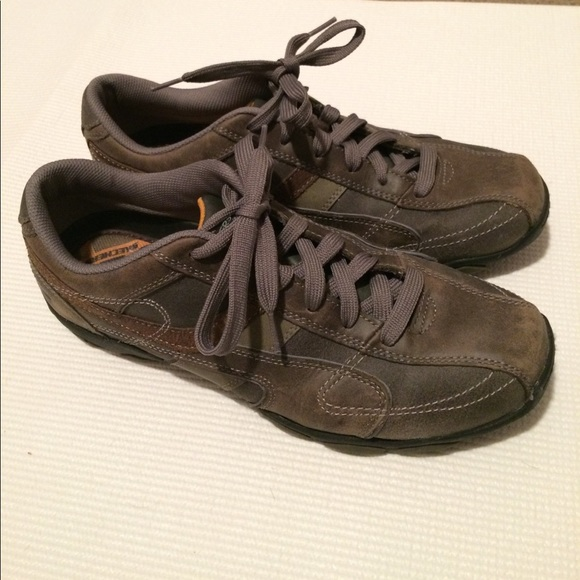 Mens Relaxed Step Skechers Shoes Nwot