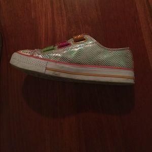 Shoes - Converse styled light-up shoes 3d017de40