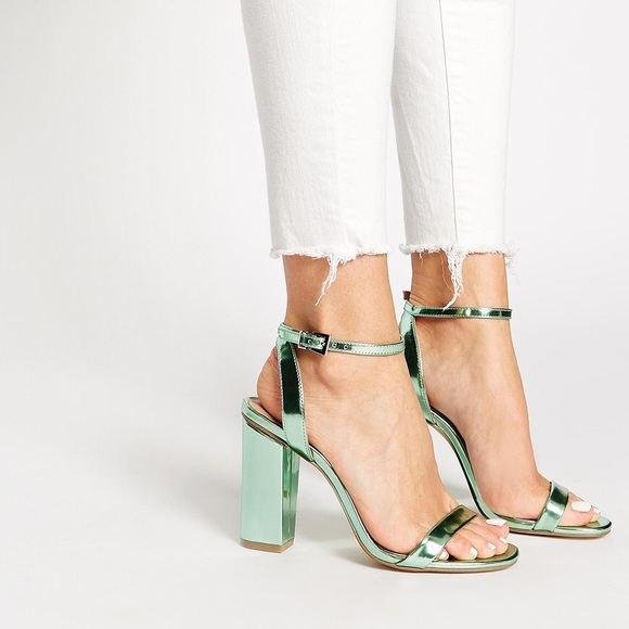 c07209e990a ASOS HERMIONE Heeled Sandals