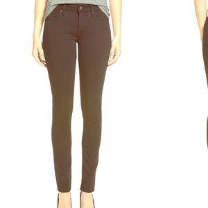 """Mavi Denim - Dark grey Mavi """"Alexa"""" skinny jeans"""