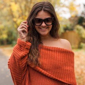 Céline sunglasses with case