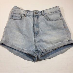 Kendall & Kylie Pants - 🎈Final Kendall and Kylie high waisted denim short