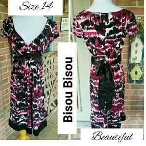 Bisou Bisou Dresses & Skirts - Bisou Bisou Dress in Size 14...