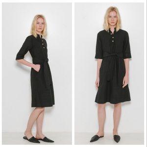 A.P.C. Dresses & Skirts - NWOT S/S'16 APC 100% Cotton Nixon Dress XS