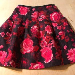 Gap Floral skirt. - 12