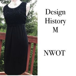 Design History Dresses & Skirts - ⤵️NWOT Sleeveless LTB-Perfect for Summer! M