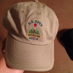 560a0114d91 USGA Accessories - Us Open UsGa Member Strap Back Hat Lot Of 3 Men s