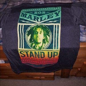 New Bob Marley shirt