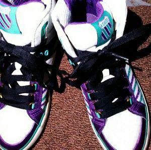 K-Swiss Shoes - K-Swiss used shape,no tags,no box size 6 Ladies