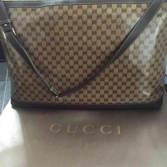 f62647f61a3c Gucci Bags | Duffle Bag | Poshmark
